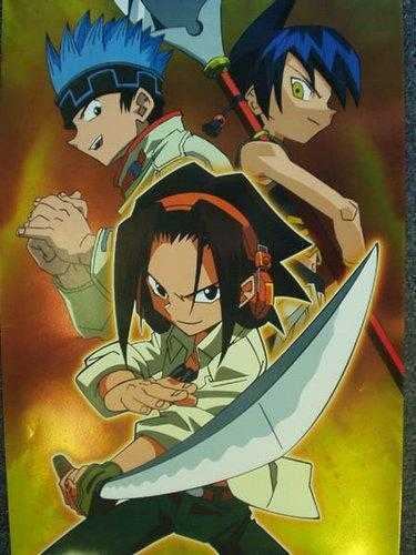 Shaman King wallpaper with animê entitled Shaman King