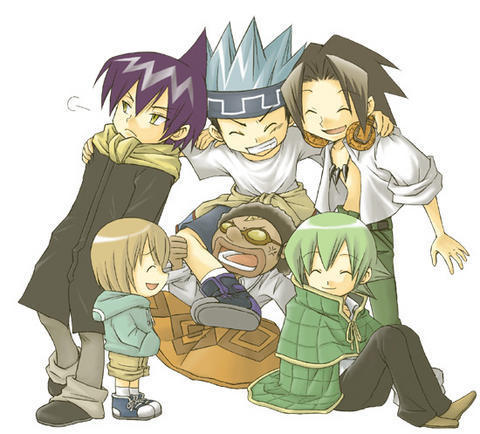 Shaman King wallpaper with anime entitled Shaman King