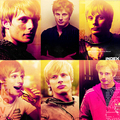 Six Pictures → Bradley James - arthur-pendragon photo