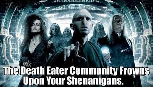 Slytherins!