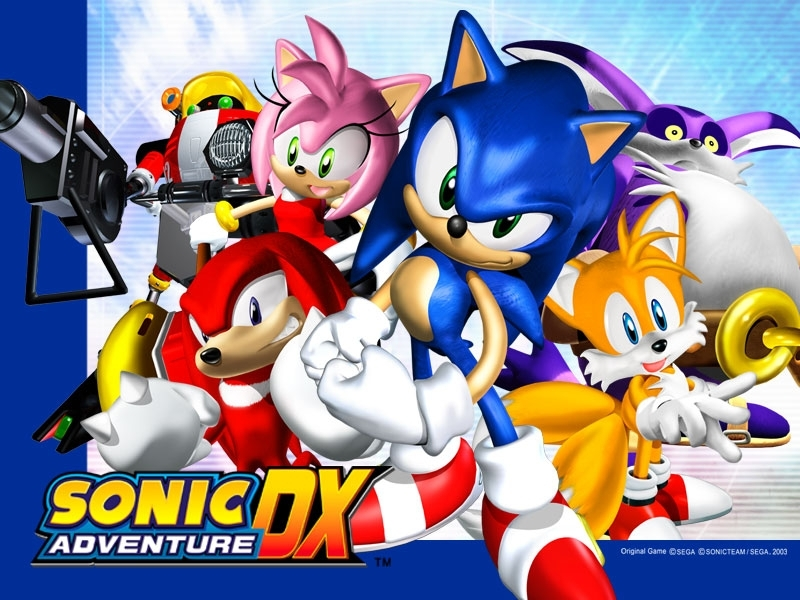 huge sonic fan images sonic adventure dx hd wallpaper and background