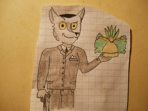 Special agent Julien