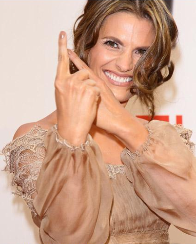 Stana Katic - AFI Life Achievement Award