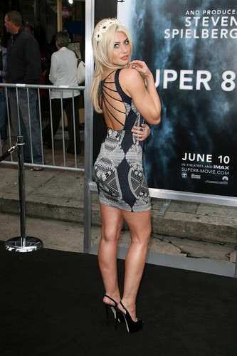 Super 8 Premiere in Los Angeles