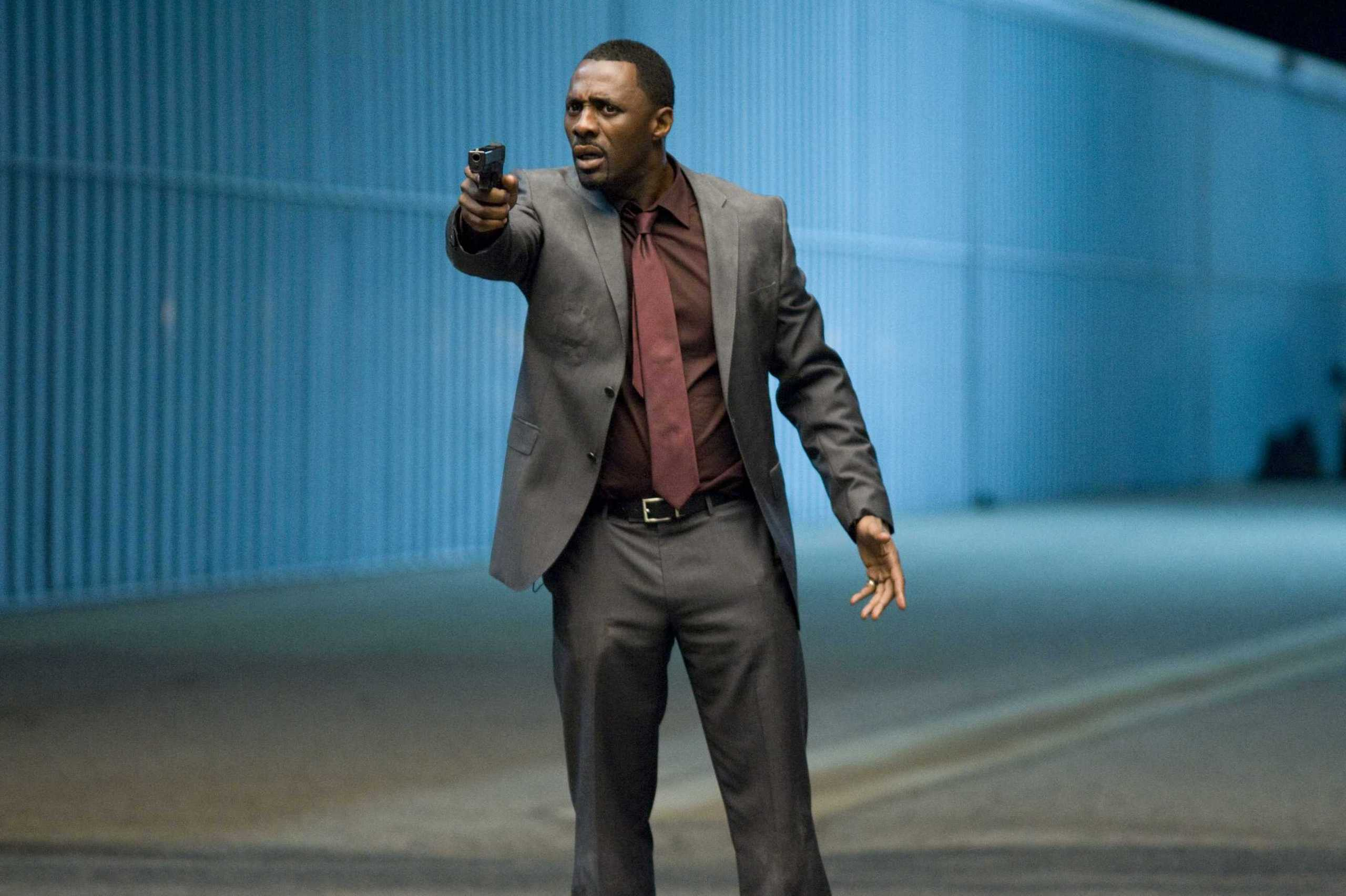Images of Idris Elba Takers - #SpaceHero