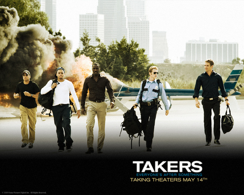 Takers wallpapers