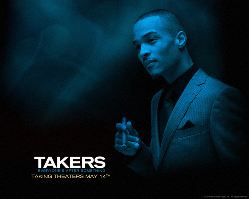 Takers 壁纸