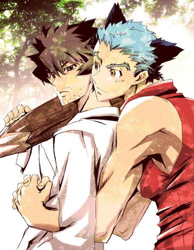 Tatsumi and Ozaki