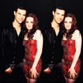 Taysten at MMA's - kristen-stewart-and-taylor-lautner photo