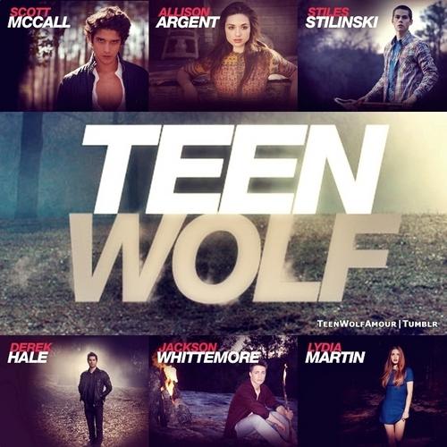 Teen Wolf♥
