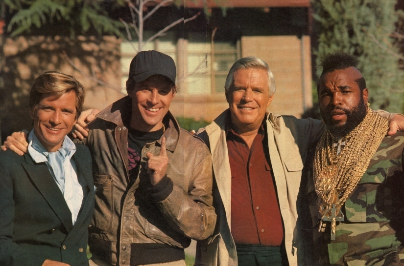 an analysis of the popularity of the movie the a team Las vegas' popularity isn't limited just to its casinos and shows it's always been a popular film location search for las vegas as a film location on imdb (internet movie database) and you.