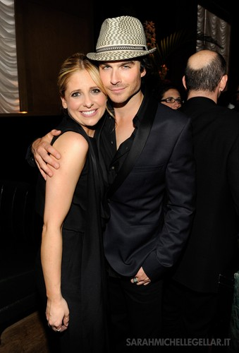 The CW Network's 2011 Upfront Party