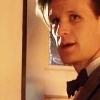 The Eleventh Doctor 照片 with a portrait entitled The Doctor