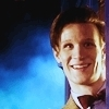 The Eleventh Doctor photo probably with a portrait called The Doctor