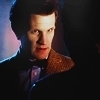The Eleventh Doctor photo possibly containing a portrait titled The Doctor