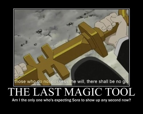 The Last Magic Tool