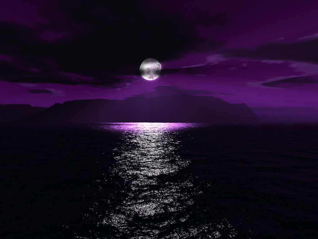 pretty moon wallpapers - photo #17