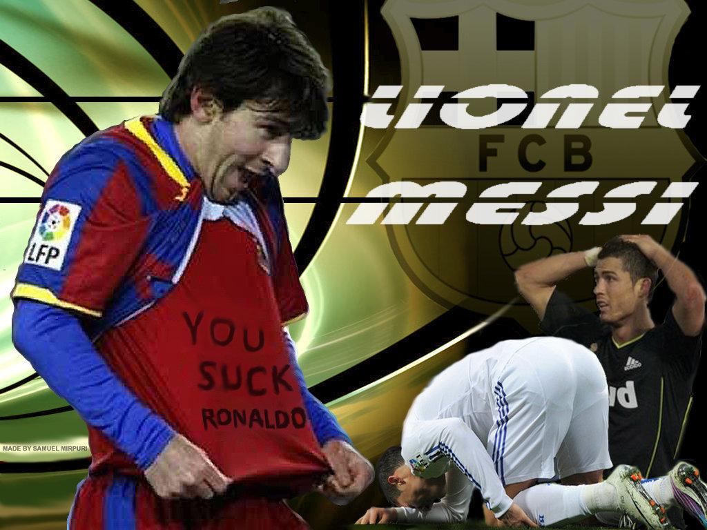 The great Messi has spoken