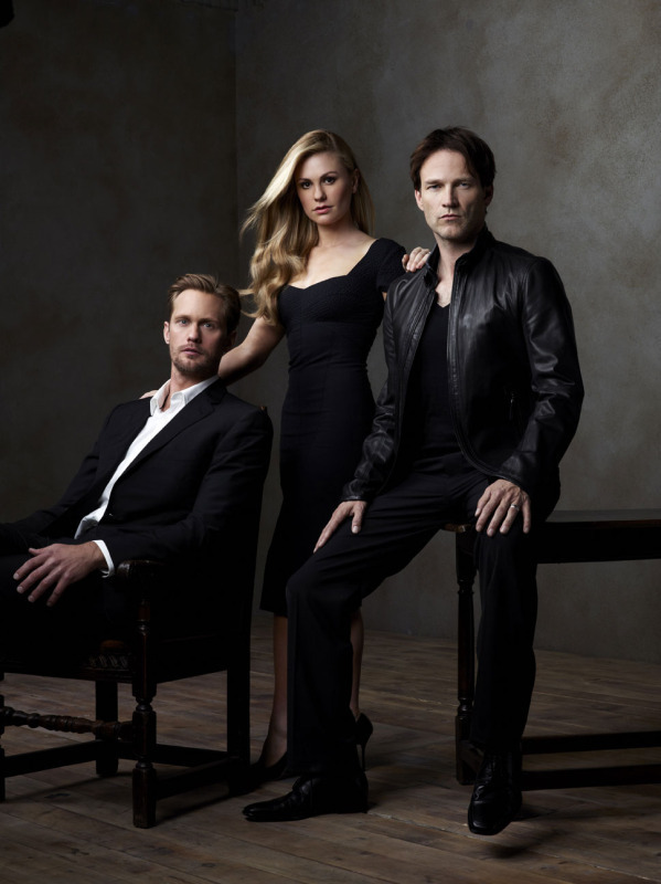 true blood season 4 wallpaper. True Blood Season 4- Cast