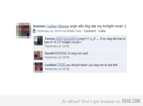 Twilight lol