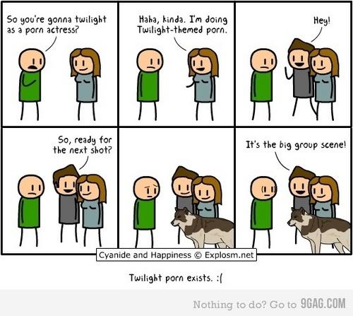 Twilight-themed ....