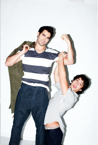 Tyler Hoechlin - Teen 狼 Nylon Photoshoot