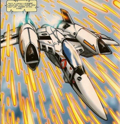 YF-4 Lightning III