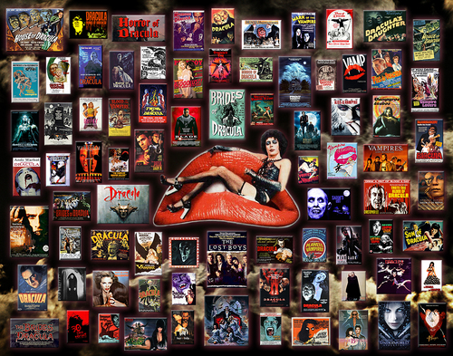 Vampires wallpaper titled Vampire Movies