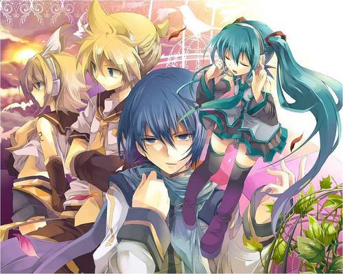Vocaloid - vocaloid Photo