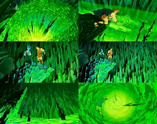 Walt Disney Movie Mistakes - The Cliff