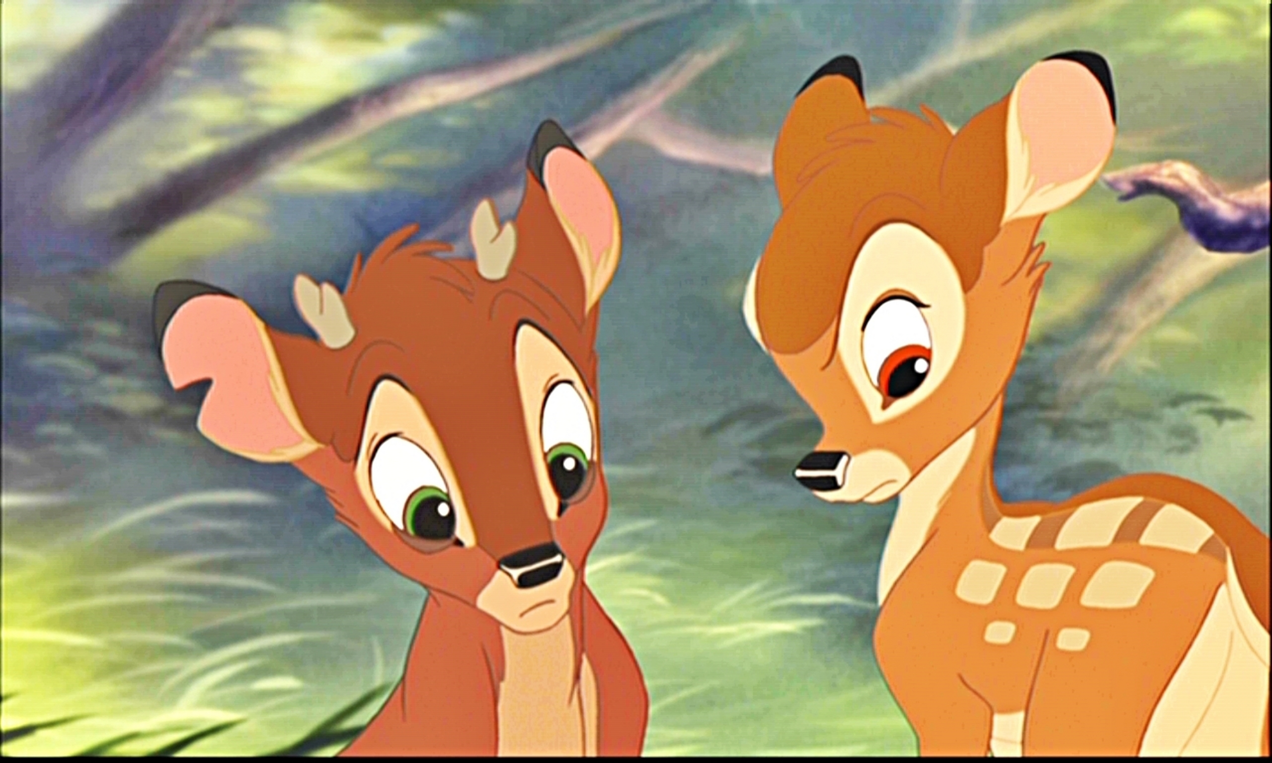 Disney Bambi 2 Bambi - #traffic-club