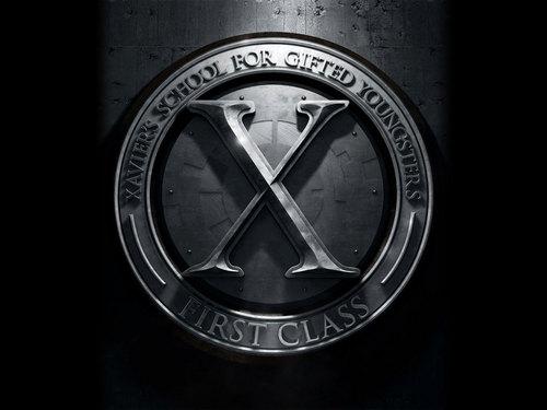 X-Men First Class Logo