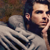 Zachary Quinto photo with a portrait called Zachary Quinto