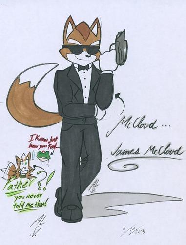 agent james mccloud