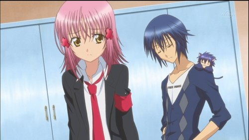 Ikuto Tsukiyomi fond d'écran probably containing animé called amu and ikuto