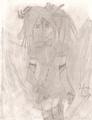 angel  - anime fan art