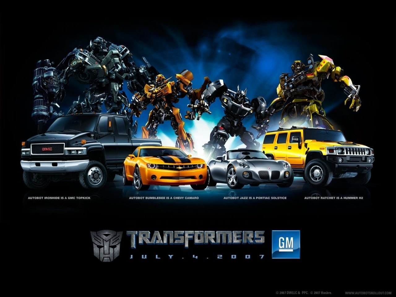 Transformers 2 images autobots wallpaper photos (22703122)