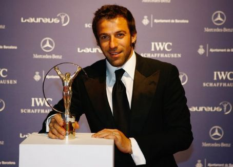 del piero captain