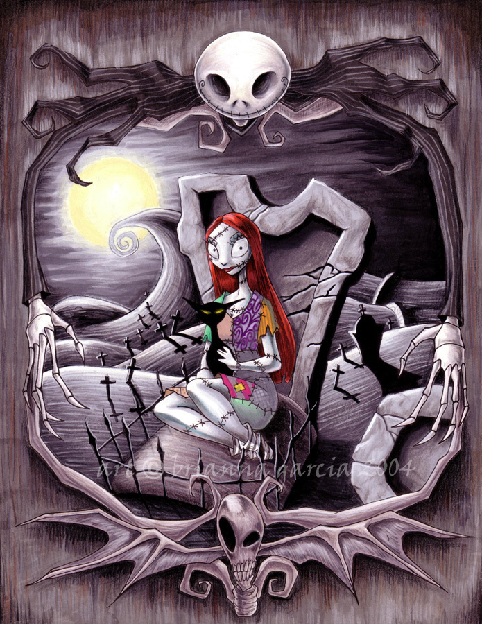 fan art - Nightmare Before Christmas Fan Art (22756718) - Fanpop