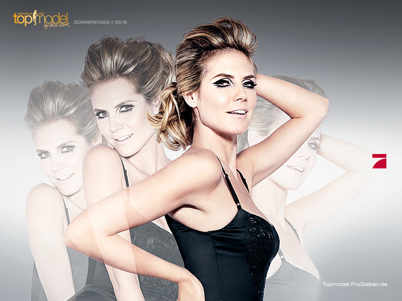 heidi wallpaper - Germany's Next Top Model Wallpaper (22733097 ...
