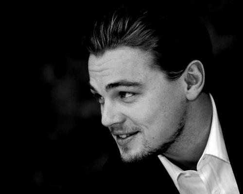 Leonardo Dicaprio Black And White Photoshoot 84286