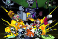 monkey team - super-robot-monkey-team-hyper-force-go photo