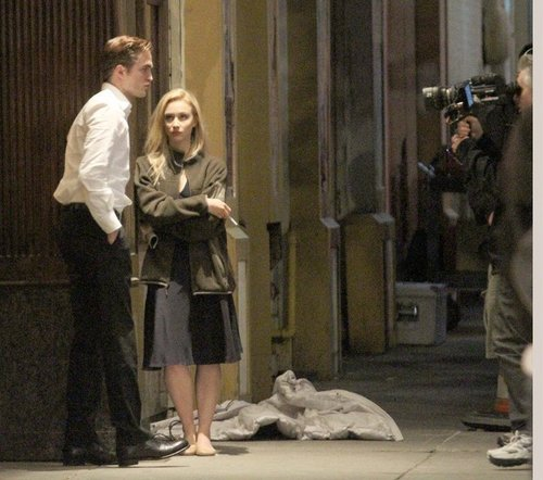 new foto in set cosmopolis
