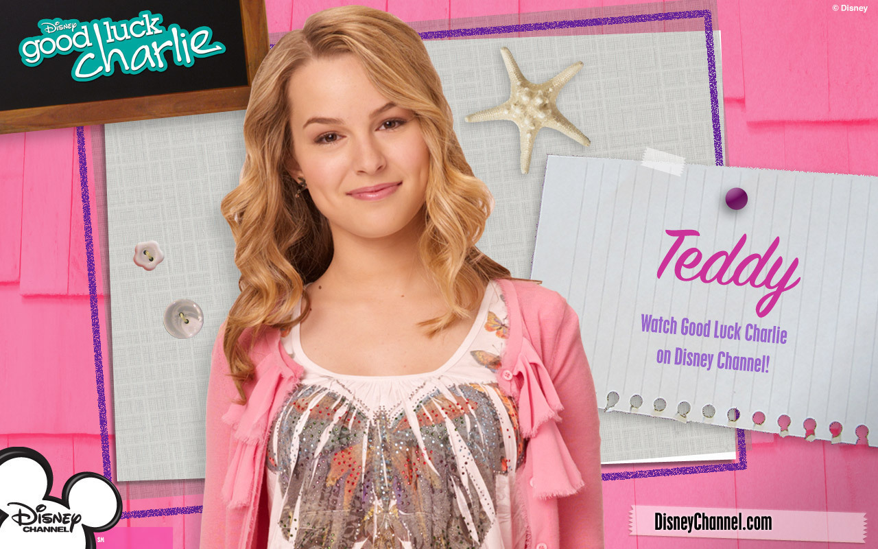 good luck charlie club images teddy HD wallpaper and ...