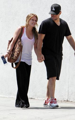 Mike & Hilary