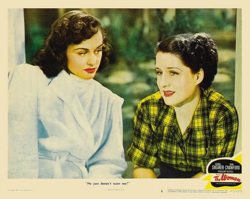 Shearer, Norma (Women, The)1938