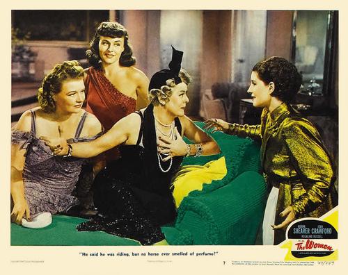 Shearer, Norma (Women, The)