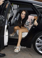 X Factor Auditions in Manchester - tulisa-contostavlos photo
