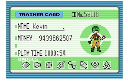 (my)kevin's poke card!