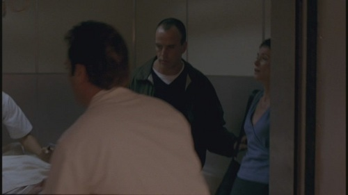 1x05 4-5 AM - Alan & Teri at the Hospital [Ext. Scene] - 24 Screencap